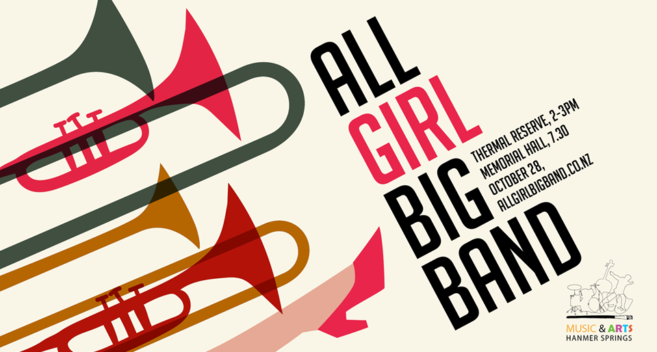ALL GIRLS BIG BAND