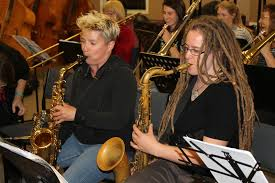 Saxophone Section Workshop with Lana Law