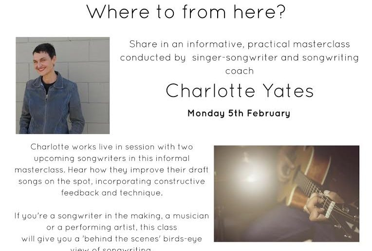 SONGWRITERS MASTERCLASS