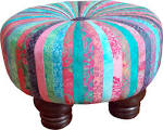 Tuffet Footstools with Zoe Barber